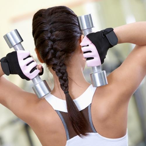 4 celebrity-inspired workout updos