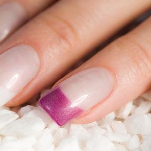 A new take on nail art