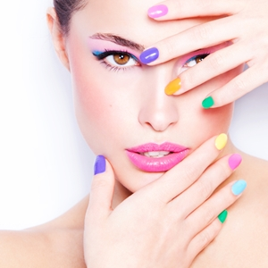 Adorn your nails with these fresh hues