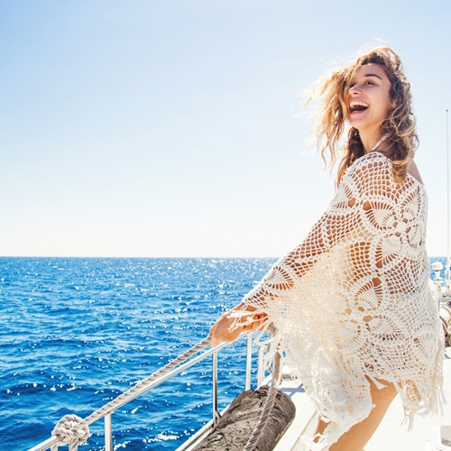 3 beauty looks for your cruise holiday