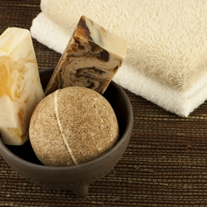Bring the spa home to defeat stress