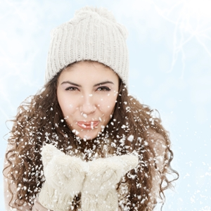 Bundle up and protect your hair this winter