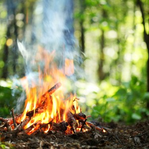 Campfire pick-me-ups for your beauty routine