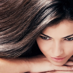 Coconut oil for softer hair