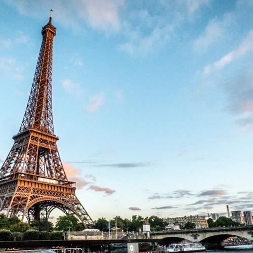 Living la vie en rose during Paris Fashion Week
