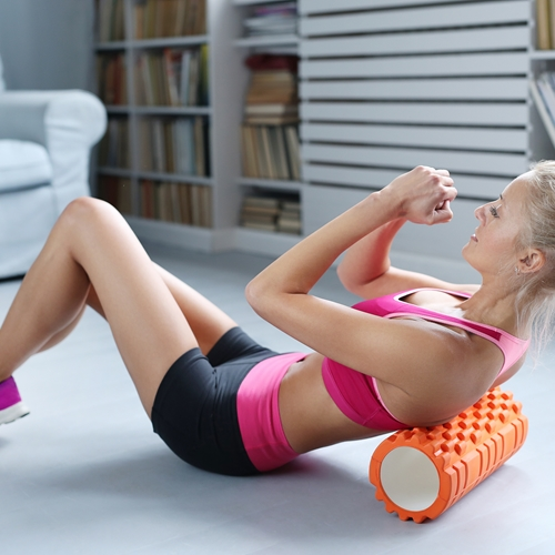 Should you make foam rolling part of your fitness routine?