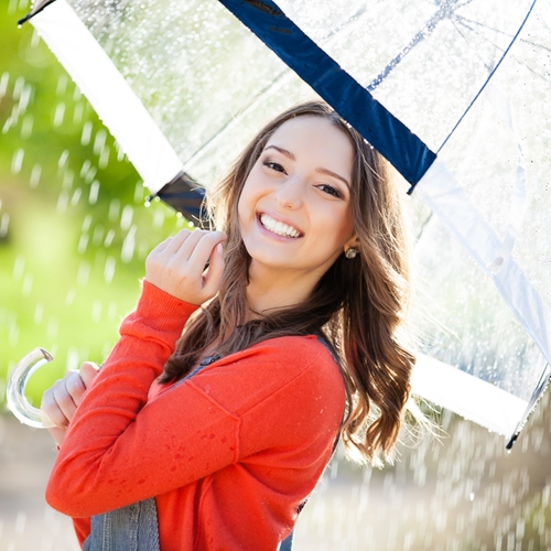 Your rainy day hair survival guide