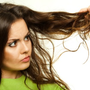 Four ways to repair damaged hair