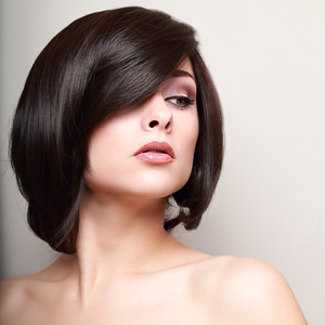 Framing the perfect faux bob