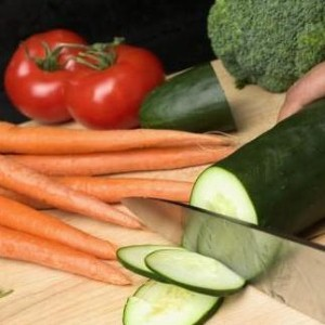 Fruits and vegetables can improve your skin health and youthful glow