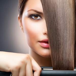How to get any look with a flat iron