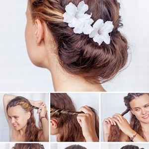 How to give your hairstyles a twist