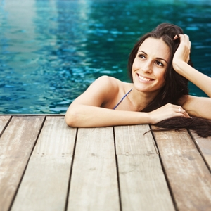 How to keep chlorine from ruining your hair and skin