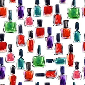 How to paint flawless watercolor nails