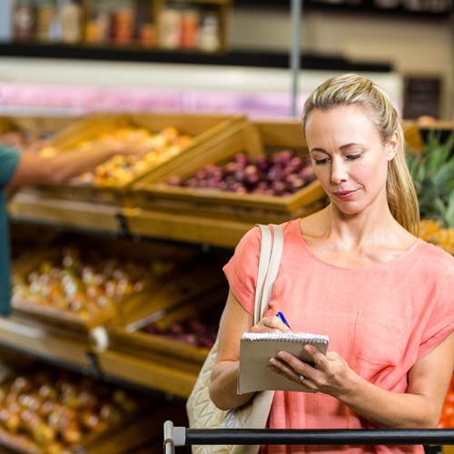 Your beauty foods shopping list