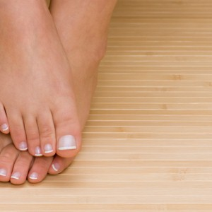Pamper your feet in 3 easy steps