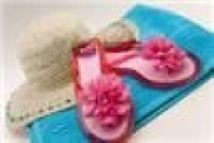 Soothe beach-worn feet with Elemis and Bliss products