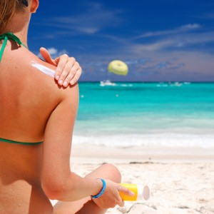 Sunblock and antioxidants: a match made in heaven