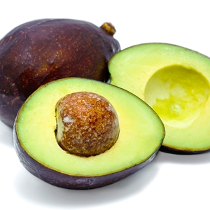 Superfoods for shiny strands