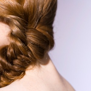 Three easy updos for blustery fall days