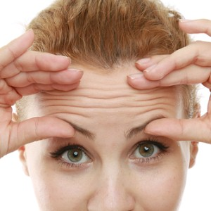 Three ways to smooth out your forehead
