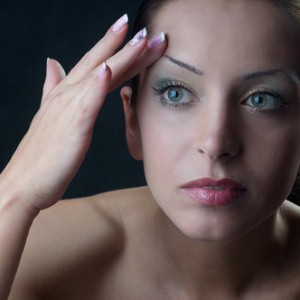 Treating acne on combination skin