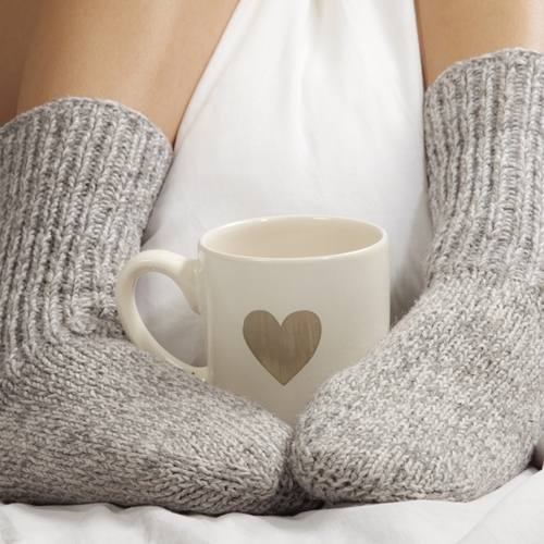 Make winter a wonderland for your feet