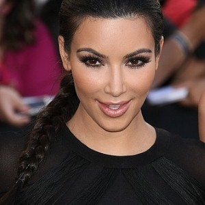 What's the secret to Kim Kardashian's beautiful eyes?