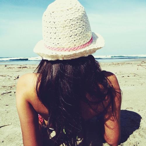 Beachy hair inspo