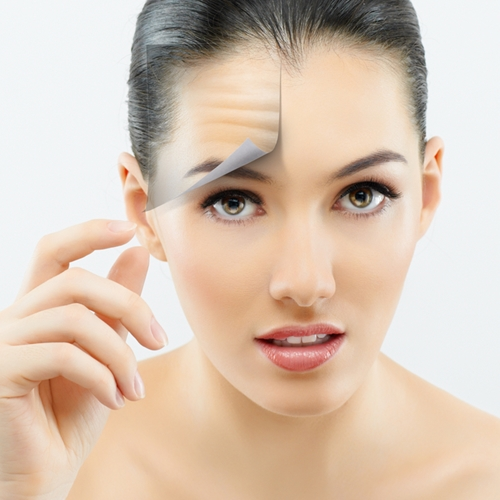 How to reduce the appearance of deep wrinkles