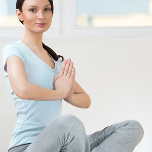 Yoga The health and beauty routine to stand by